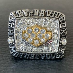 Harley Davidson Championship Style Ring